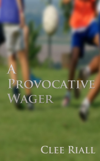 A Provocative Wager ebook by Clee Riall