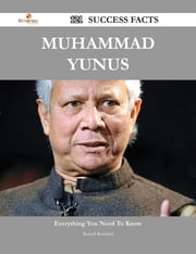 Muhammad Yunus 121 Success Facts - Everything you need to know about Muhammad Yunus ebook by Russell Rowland