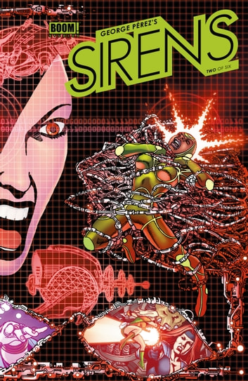 George Perez's Sirens #2 ebook by George Perez,George Perez