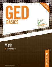 GED Basics: Math: Chapter 6 of 6 ebook by Peterson's