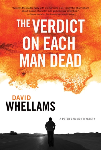 The Verdict on Each Man Dead - A Peter Cammon Mystery ebook by David Whellams