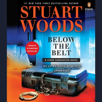 Below the Belt audiobook by Stuart Woods