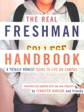 The Real Freshman Handbook ebook by Jennifer Hanson