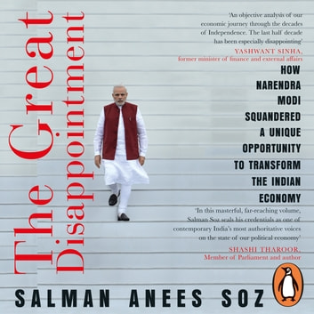 The Great Disappointment audiobook by Salman Anees Soz
