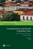 Competitiveness And Growth In Brazilian Cities: Local Policies And Actions For Innovation