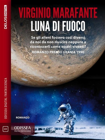Luna di fuoco ebook by Virginio Marafante