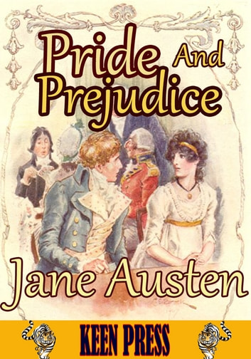 Pride and Prejudice : The Timeless Classic Novel - (With over 70 Illustrations and Audiobook Link) ebook by Jane Austen