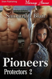 Pioneers ebook by Samantha Blair