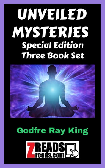 UNVEILED MYSTERIES - Special Edition Three Book Set 電子書 by Godfre Ray King,James M. Brand