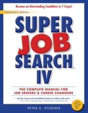 SUPER JOB SEARCH IV ebook by peter studner