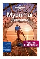 Myanmar 9 ebook by LONELY PLANET FR