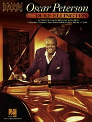 Oscar Peterson Plays Duke Ellington Songbook - Piano Artist Transcriptions ebook by Duke Ellington,Oscar Peterson
