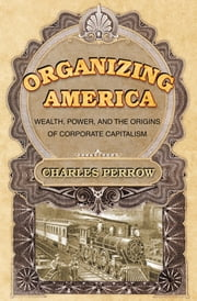 Organizing America - Wealth, Power, and the Origins of Corporate Capitalism ebook by Charles Perrow