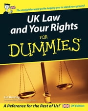 UK Law and Your Rights For Dummies ebook by Liz Barclay