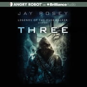 Three audiobook by Jay Posey