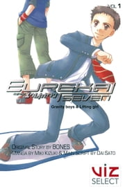 Eureka Seven Gravity Boys & Lifting Girl, Vol. 1 ebook by Miki Kizuki