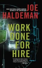 Work Done for Hire ebook by Joe Haldeman