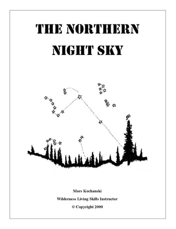 The Northern Night Sky ebook by Mors Kochanski