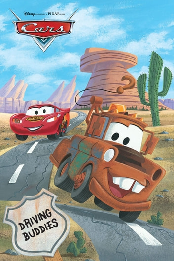 Driving Buddies ebook by Disney Book Group