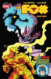 The Fox #3 ebook by Mark Waid,Dean Haspiel,John Workman,Mike Cavallaro,Terry Austin,Andrew Covalt