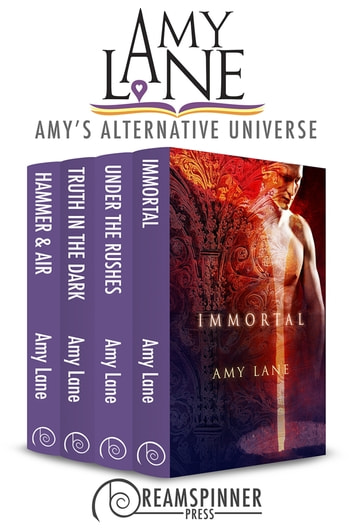 Amy Lane's Greatest Hits - Amy's Alternative Universe ebook by Amy Lane