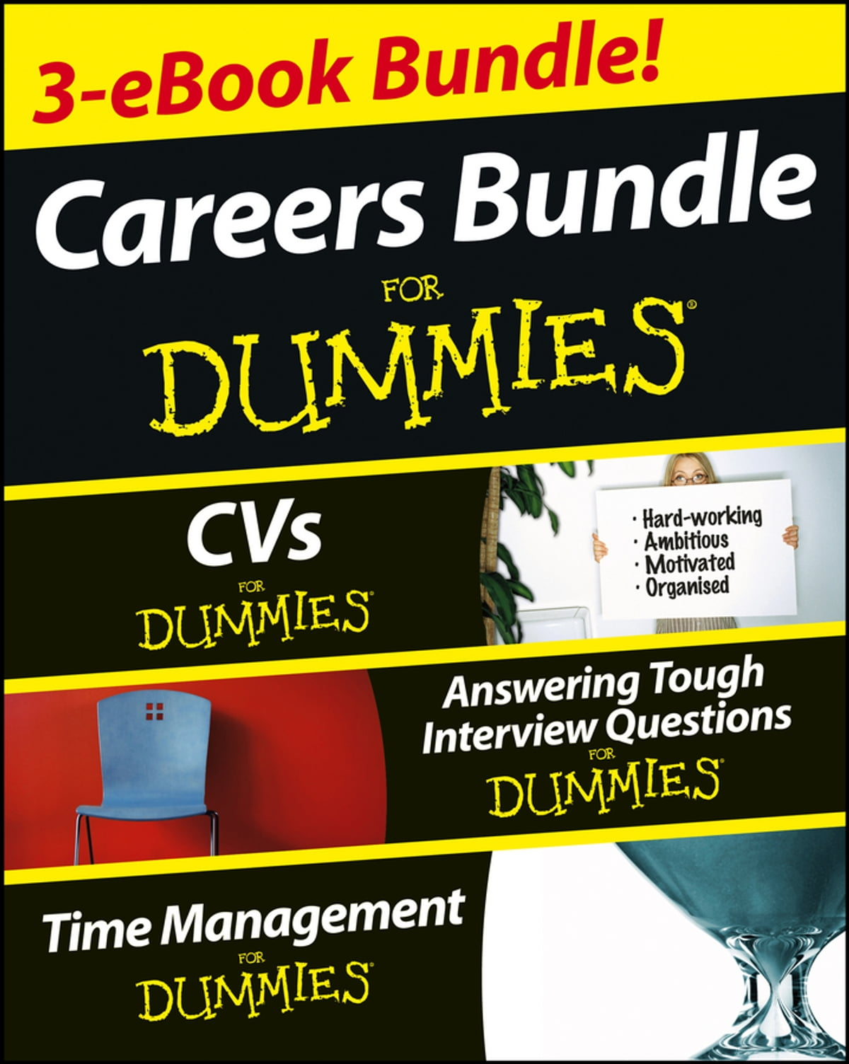 careers for dummies three e book bundle answering tough interview careers for dummies three e book bundle answering tough interview questions for dummies cvs for dummies and time management for dummies ebook by rob yeung