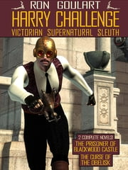 Harry Challenge - Victorian Supernatural Sleuth ebook by Ron Goulart Ron Ron Goulart Goulart