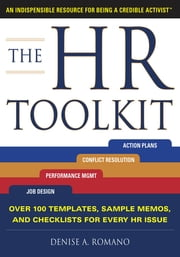 The HR Toolkit: An Indispensable Resource for Being a Credible Activist ebook by Kobo.Web.Store.Products.Fields.ContributorFieldViewModel