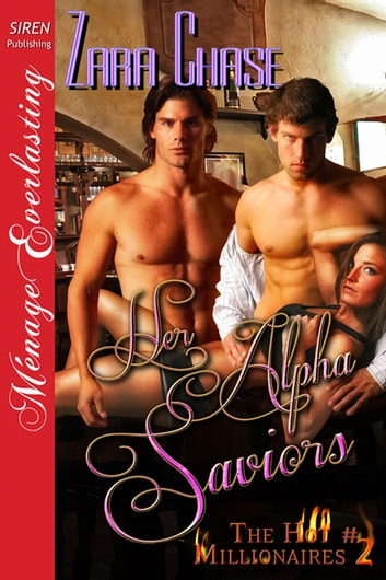 Her Alpha Saviors ebook by Zara Chase