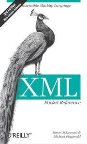 XML Pocket Reference ebook by Simon St. Laurent,Michael Fitzgerald