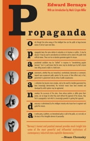 Propaganda ebook by Edward Bernays