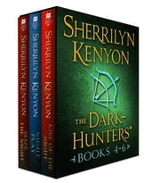 The Dark-Hunters, Books 4-6 - (Kiss of the Night, Night Play, Seize the Night) 電子書 by Sherrilyn Kenyon