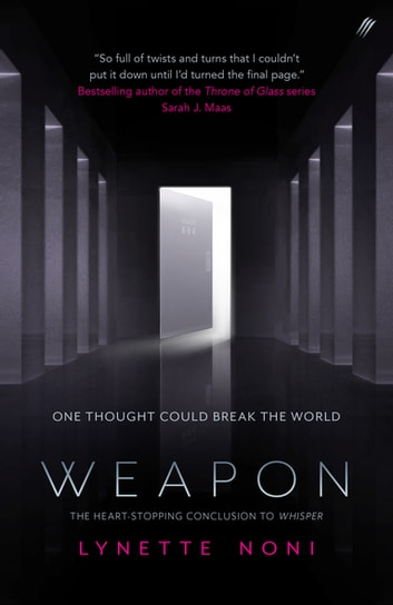 Weapon ebook by Lynette Noni
