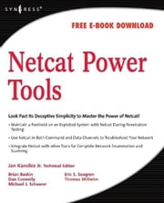 Netcat Power Tools ebook by Jan Kanclirz Jr.