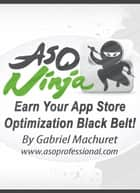 ASO Ninja ebook by Gabriel Machuret