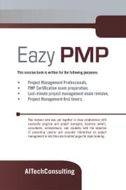 Eazy PMP ebook by O.A. Amao