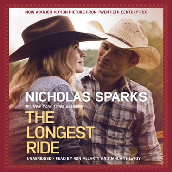 The Longest Ride - Bookrack Edition audiobook by Nicholas Sparks