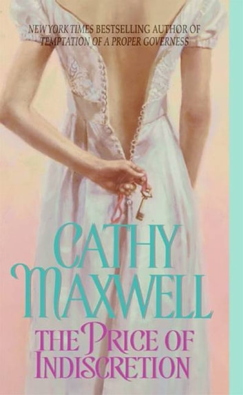 The Price of Indiscretion ebook by Cathy Maxwell