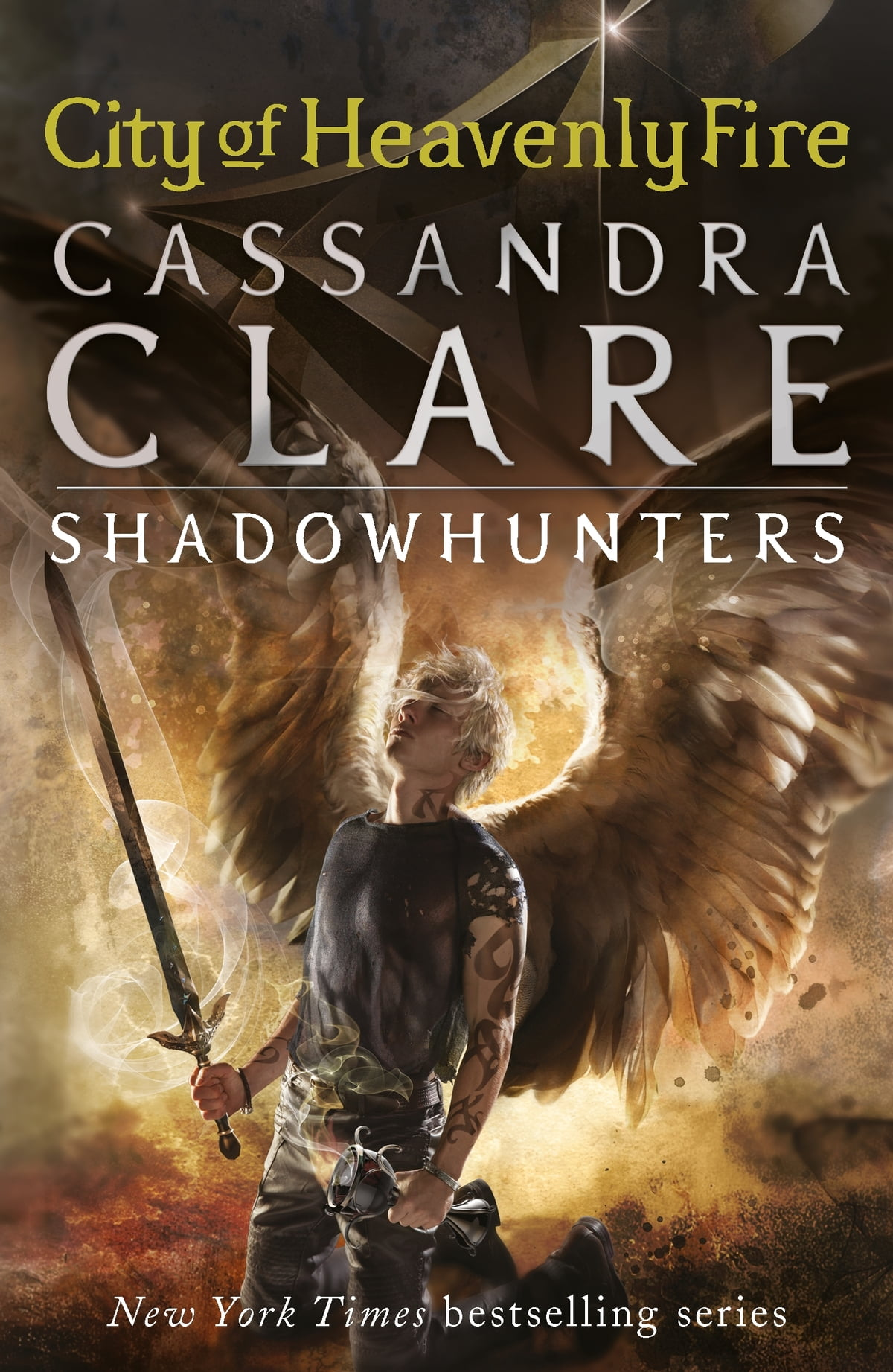 Read City Of Heavenly Fire The Mortal Instruments 6 By Cassandra Clare