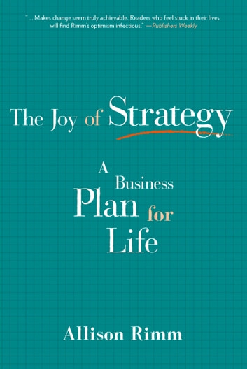 The Joy of Strategy ebook by Allison Rimm