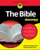 The Bible For Dummies ekitaplar by Jeffrey Geoghegan, Michael Homan