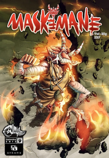Maskemane - Tome 9 ebook by Tot,XZF