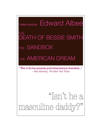 Death of Bessie Smith, the Sandbox, and the American Dream ebook by Edward Albee