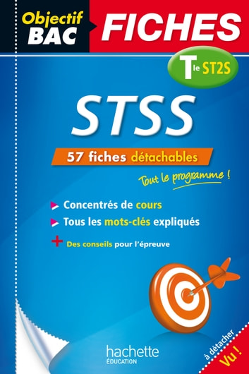Objectif Bac Fiches STSS Term ST2S eBook by Mina Oumassaoud