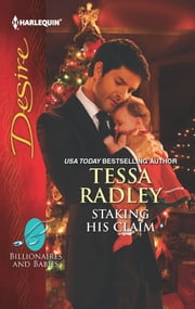 Staking His Claim ebook by Tessa Radley