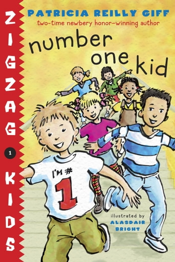 Number One Kid ebook by Patricia Reilly Giff