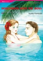 HONEYMOON WITH THE BOSS (Mills & Boon Comics) - Mills & Boon Comics ebook by Jessica Hart, Kyoko Fumizuki