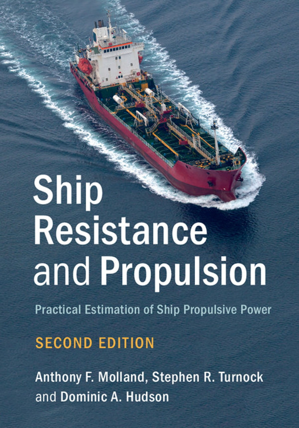 Ship Resistance and Propulsion eBook by Anthony F. Molland - 9781108339858  | Rakuten Kobo