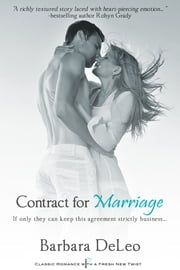 Contract for Marriage ebook by Barbara DeLeo