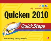 Quicken 2010 QuickSteps ebook by Bobbi Sandberg,Marty Matthews